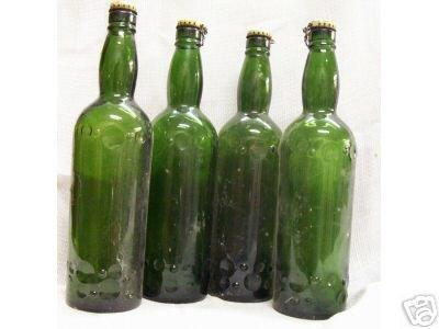 4 - 1Quart Vintage Peter Dawson Ltd (Glasgow, Scotland) Bottles