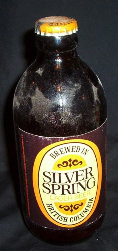 Vintage Silver Spring Stubby Full (12 ounces)