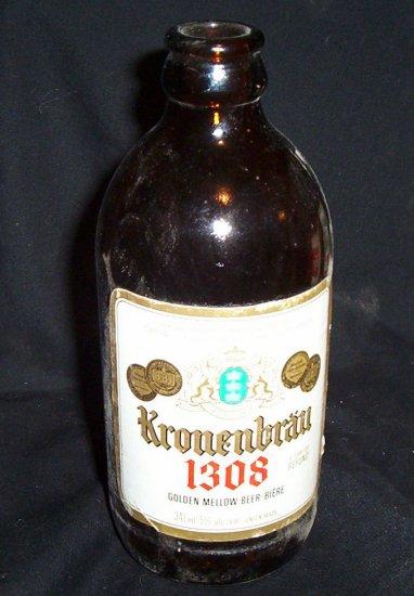 Kronenbrau 1308 Beer Bottle Stubby
