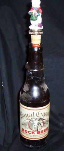 Vintage Royal Export Bock Beer 8% proof - Kootenay Breweries Ltd.