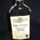 Captain Morgan Rum 12 ounce Flask Bottle with top