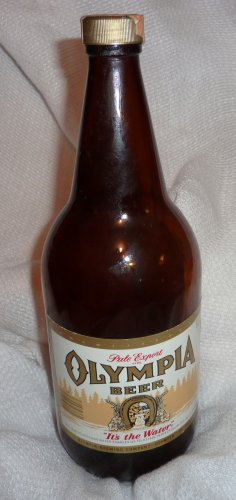 Olympia Beer Pale Export  - One Quart 1978