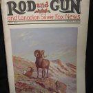 Vintage Rod & Gun Magazine April 1930