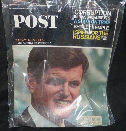 Saturday Evening Post June 5, 1965