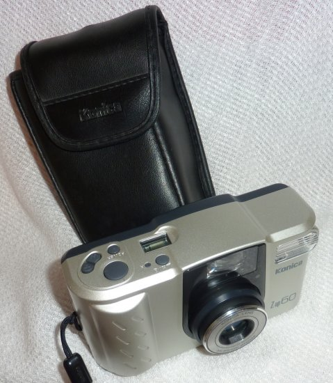 Konica Z- Up 60 35mm (35-60mm Zoom) Camera