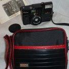 Flash Fujica 35mm camera with focus free, FUJINON 1:4 f=38mm lens