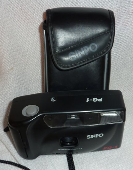 Sinpo PQ-1 Digital Camera