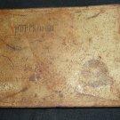Sportmans cigarette flat pack vintage tin 1940s