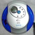 Misakai MCD01-BL Portable Compact Disc Player