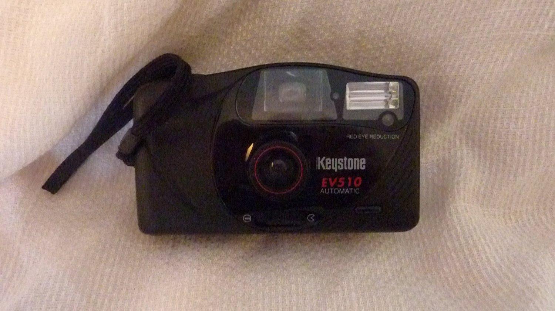Rare Keystone EV510 35 mm Camera