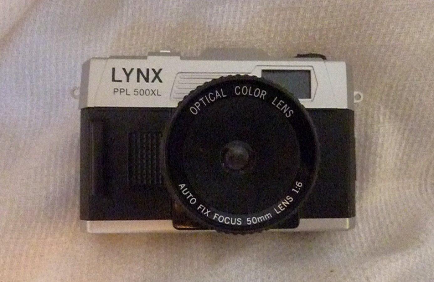 Lynx PPL 500XL 35 mm Camera