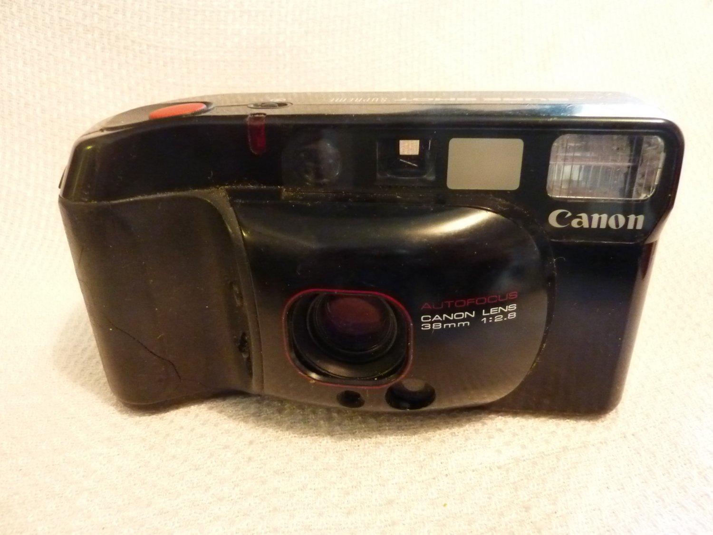 Canon Sure Shot Supreme 38MM 1:2.8 CAMERA