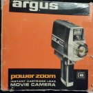 Argus Power Zoom Movie Camera 804 Super 8
