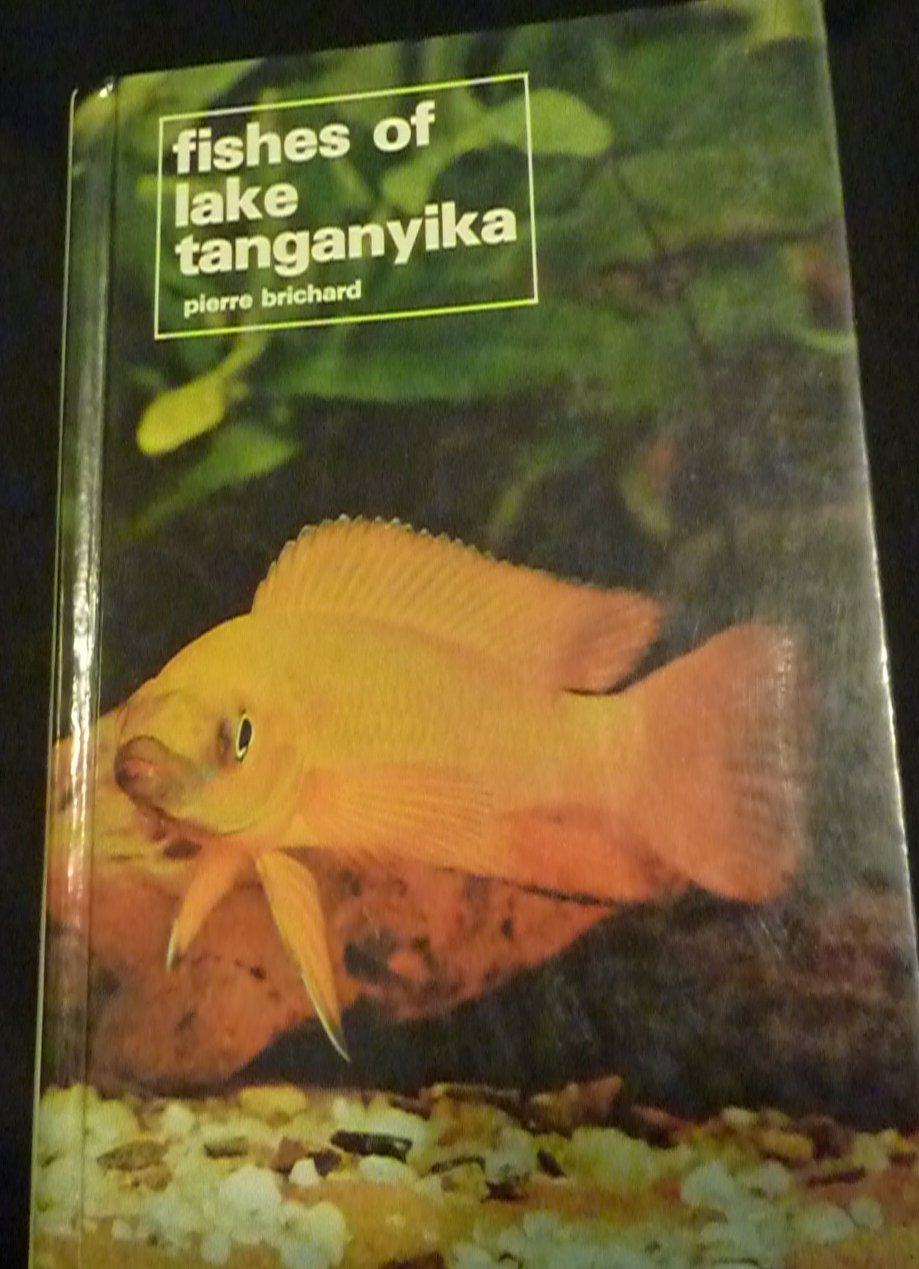 Fishes of Lake Tanganyika - Pierre Brichard
