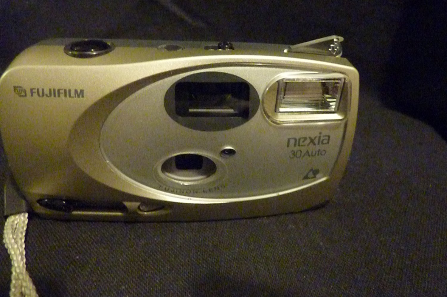 Fujifilm Nexia 30 Auto Film Camera with Case