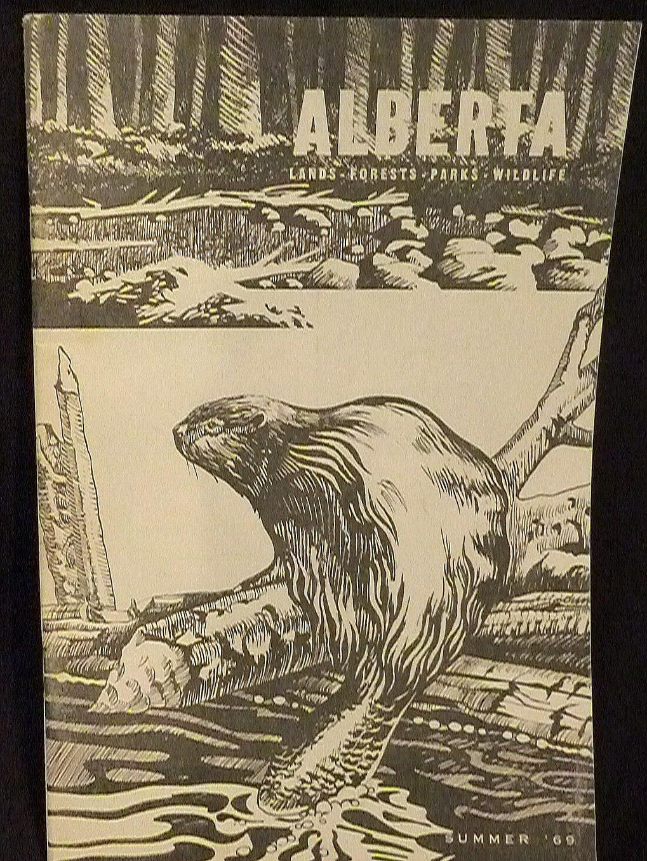 Alberta - Lands - Forests- Parks - Wildlife - Summer 1969