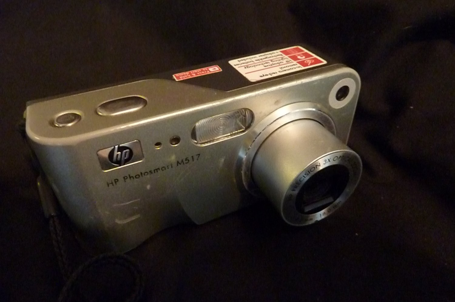 Hewlett Packard PhotoSmart M517 Digital Camera