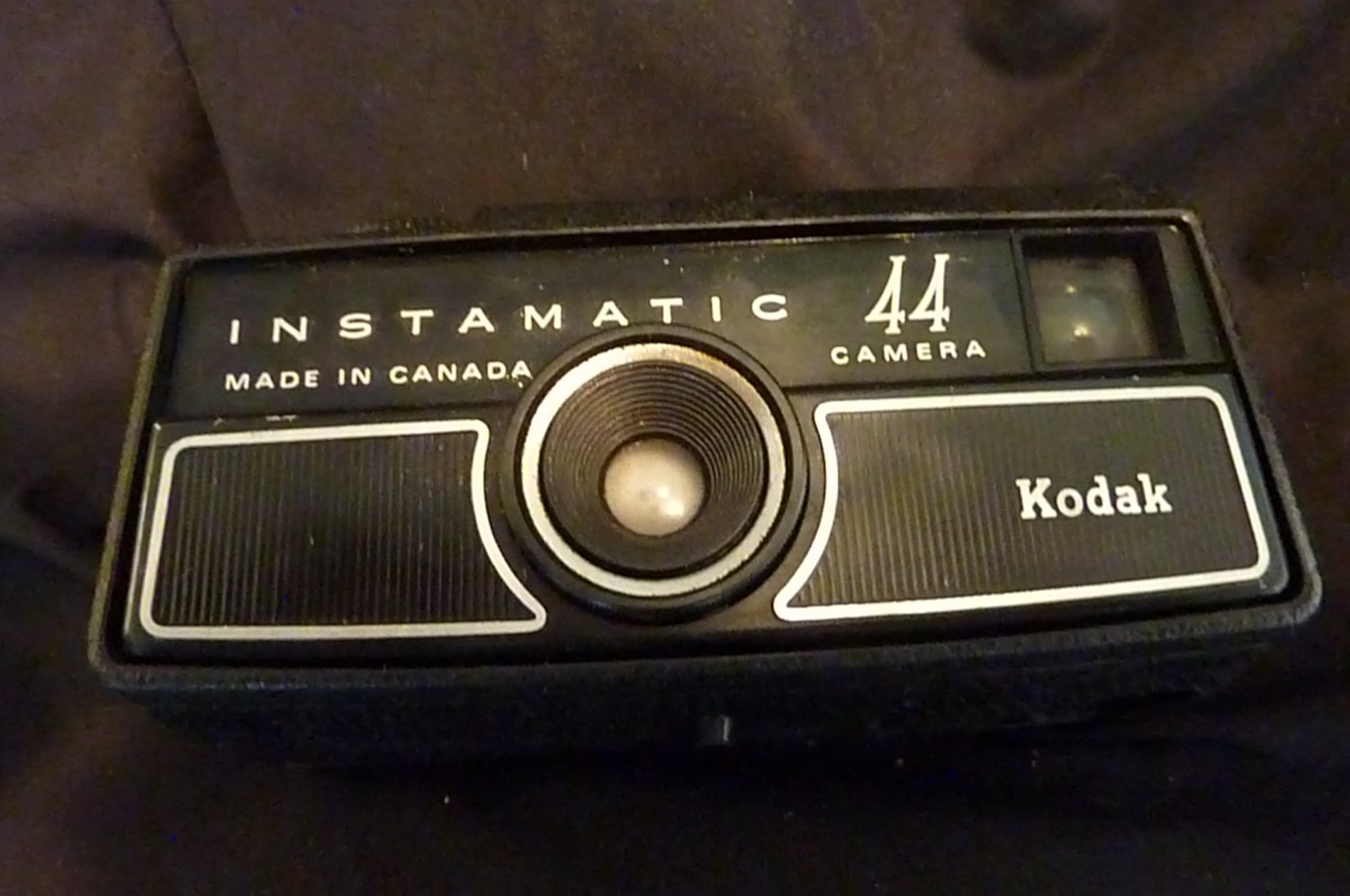 Kodak Instamatic 44 Camera