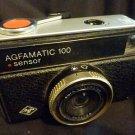 Agfamatic 100 Sensor -126 Camera