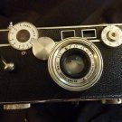 Vintage Argus Cintar 35 mm camera