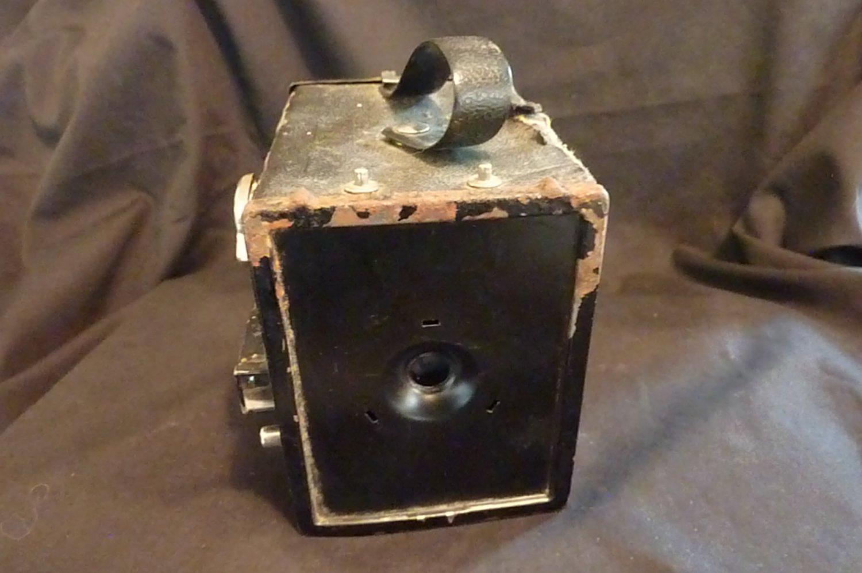 Vintage Antique circa 1910 ANSCO No 2A BUSTER BROWN BOX CAMERA