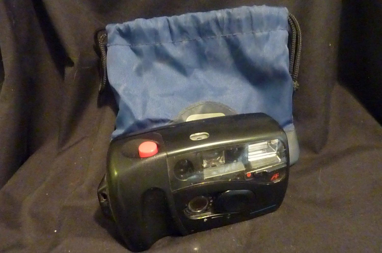 No-Name (Pentax?) Auto Focus Point & Shoot Camera