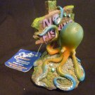 Blue Ribbon Exotic Environments Octopus - No Fishing Sign