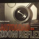 Bell & Howell Autoload Zoom Reflex 315 Instruction manual