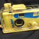 28mm Lens Snap Sights Under Water Camera & housing Focus Free
