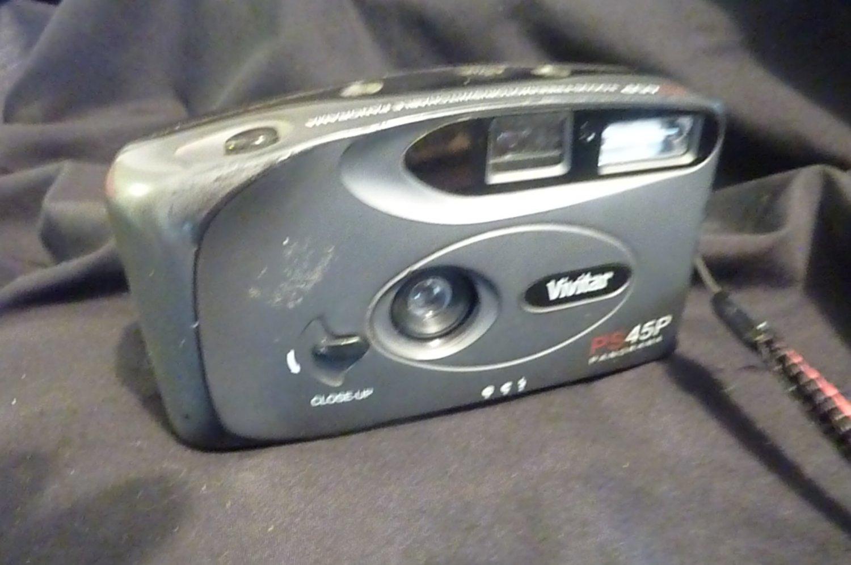 Vivitar PS45P Panorama Camera