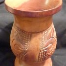 "Koa Wood 9"" High - Hand made vase"