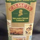 Emmets Ireland's Cream Liqueur Ireland Stamps LTD Tin