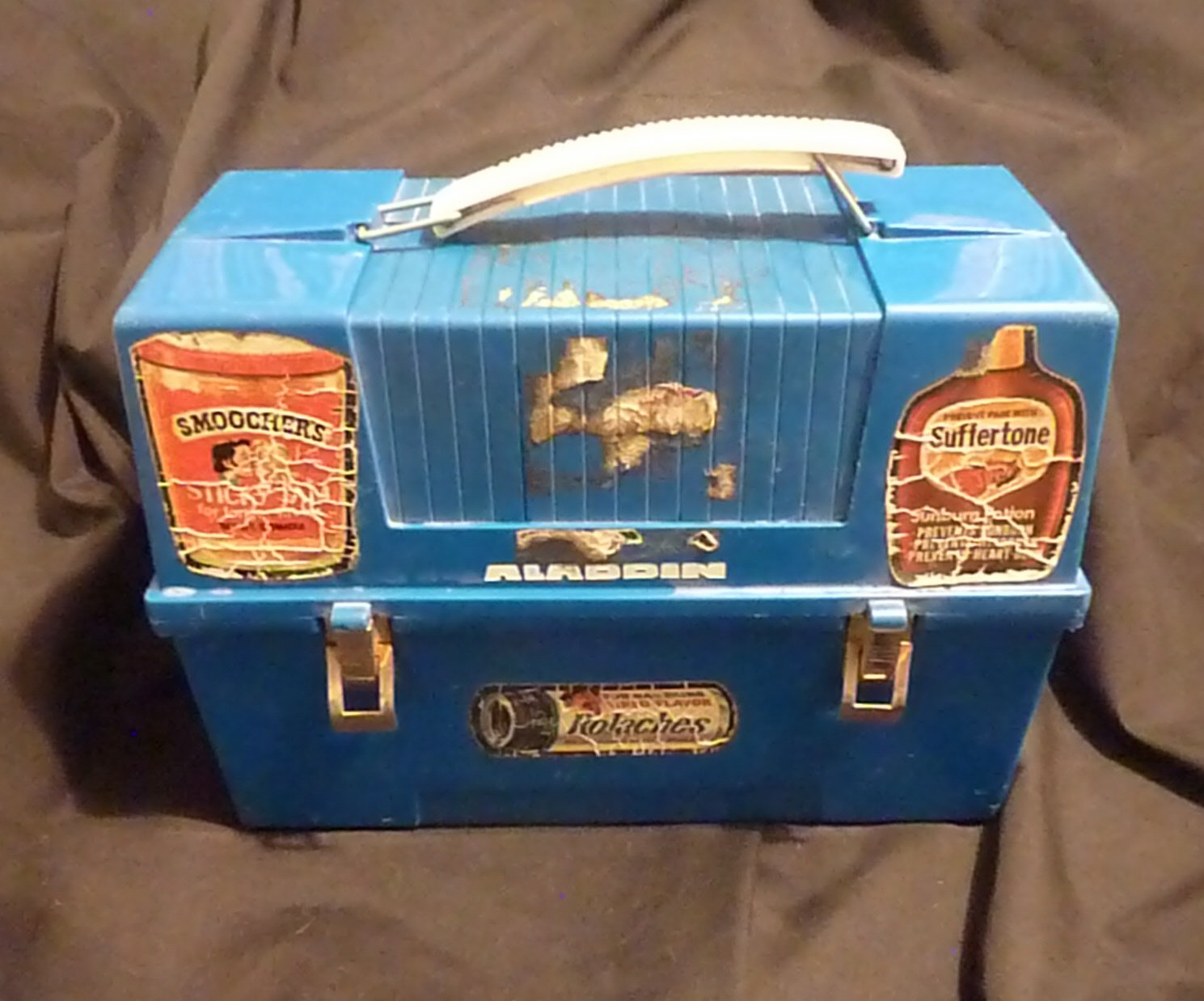 Vintage Aladdin Lunch Box circa 1970's
