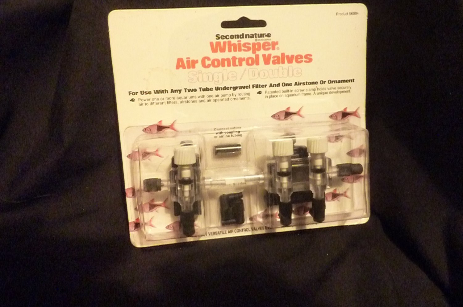 Whisper Air Control Valve - Single/Double