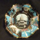 US Memorial Monument Scalloped Candy Dish