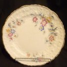 Minton Haddon Hall DeLuxe Embossed Ware Plate (Glenleigh) Numbered 18K Gold