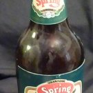 Okanagan Spring Brewery Premium Lager Beer Bottle with Cap