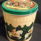 Maurice Lenell Shortbread Cookies Cannister Empty 1994