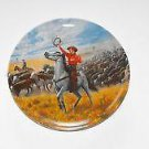 Knowles China Oklahoma! Collector Plate 1986 #2037G