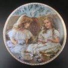 Bradex Collectors Plate Best Friends Sugar And Spice Recco 1993