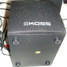 Koss SW21 Multimedia Speaker System with Subwoofer