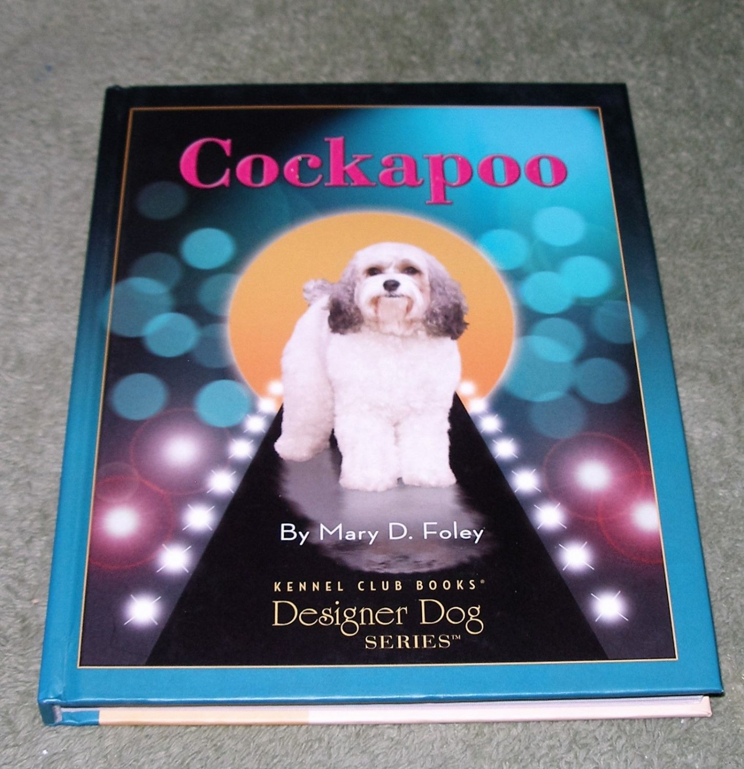 Cockapoo A Kennel Club Book Designer Dog Series - photo#1