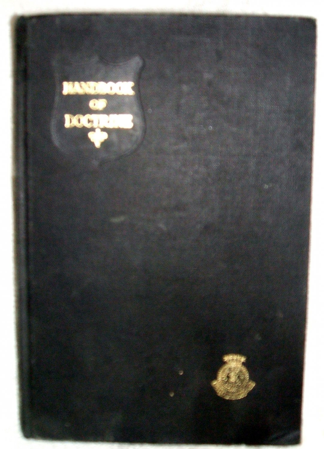 The Salvation Army Handbook of Doctrine 1964