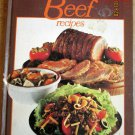 Better Homes and Gardens All-Time Favorite Beef Recipes (1979)