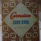 Carnation Cookbook by Mary Blake 1943