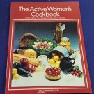 The Active Woman's Cookbook Vintage Recipes 1980