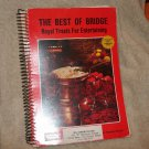 The Best of Bridge Royal Treats For Entertaining Cookbook Spiral PB 1980