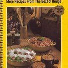 Enjoy! More Recipes From The Best of Bridge  1980
