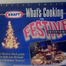 Kraft ---What's Cooking for Festive Entertaining 1997