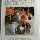 Vogue Entertaining Lunches Brunches Barbecues Dinners  1986